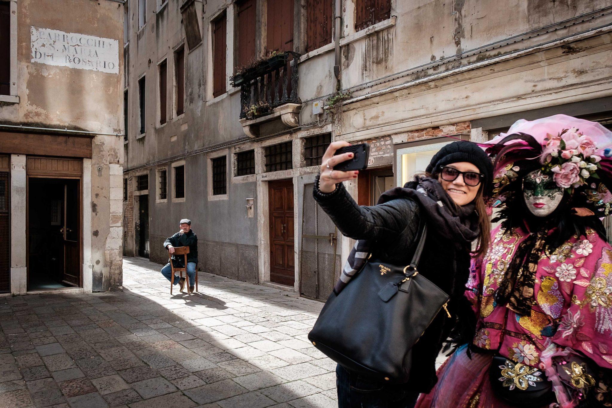 Carnevale Venezia - Street Photography